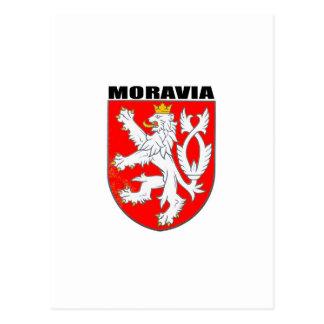 Moravia Postcard