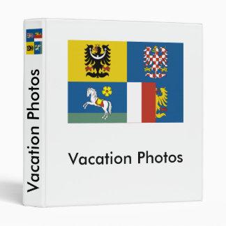 Moravia-Silesia Flag Binder