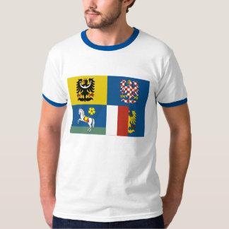 Moravia-Silesia Flag T Shirt