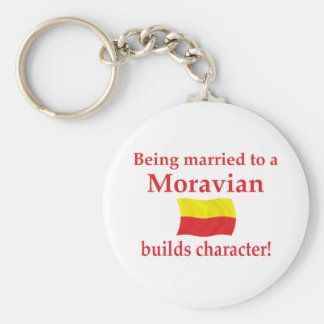 Moravian Builds Character Key Chains