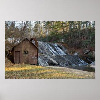 Moravian Falls Poster