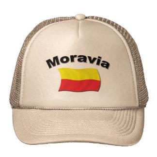 Moravian Flag 2 Trucker Hat
