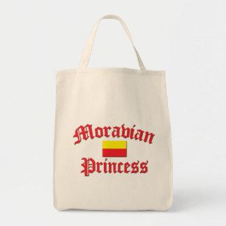 Moravian Princess Tote Bag