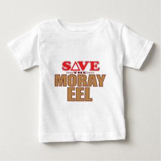 Moray Eel Save Baby T-Shirt