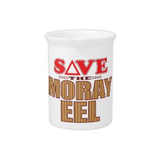 Moray Eel Save Pitcher