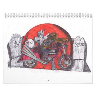 Morbid Arts Calendar - Greatest Hits