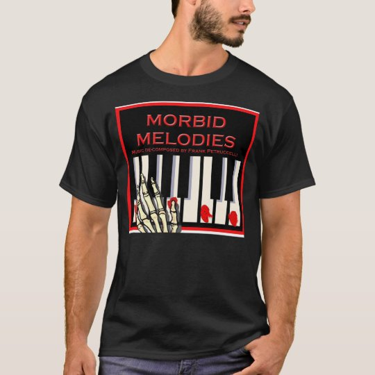 Morbid Melodies Black T-Shirt