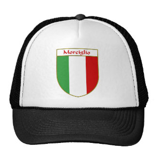 Morciglio  Italian Flag Shield Trucker Hat