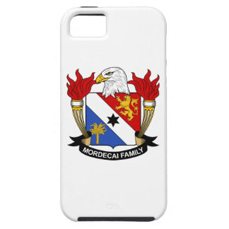 Mordecai Family Crest iPhone 5 Cover