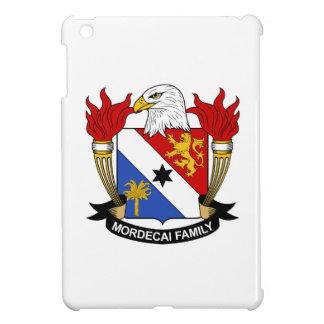 Mordecai Family Crest iPad Mini Covers