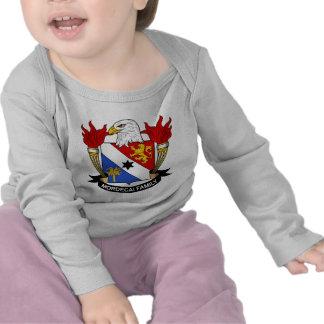 Mordecai Family Crest Shirts