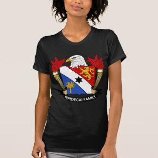 Mordecai Family Crest Tshirt