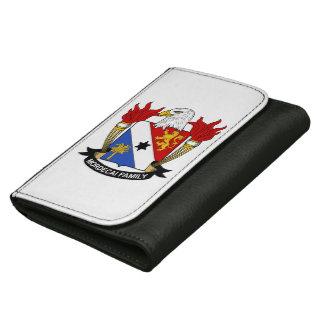 Mordecai Family Crest Wallet