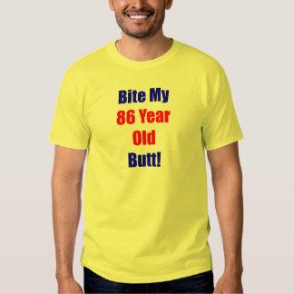 Mordedura 86 mi extremo camisas