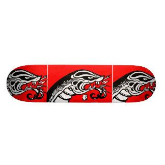 Mordedura de la serpiente tablas de patinar
