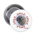¡Mordedura de la sonrisa… I solamente! Insignia Pins