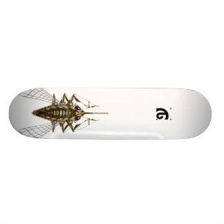 Mordedura de mosquito tabla de skate