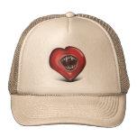 Mordeduras de amor gorras