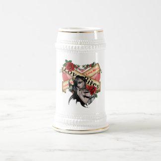 Mordeduras de amor - Stein Jarra De Cerveza