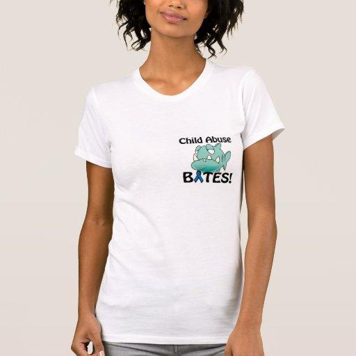 MORDEDURAS de la pederastia T-shirt