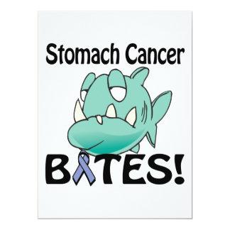 MORDEDURAS del cáncer de estómago Anuncio Personalizado