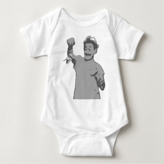 ¡Mordilo de Fuffy! Body Para Bebé