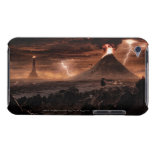 Mordor Lightning Storm iPod Touch Case