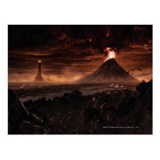 Mordor Postcard