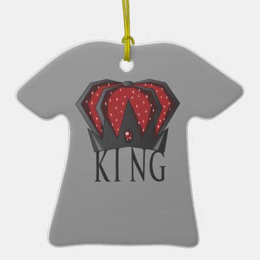 Mordred's King Shirt Ornament