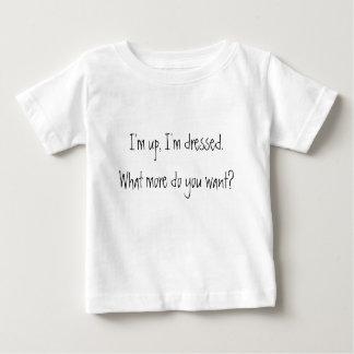 More? Baby T-Shirt