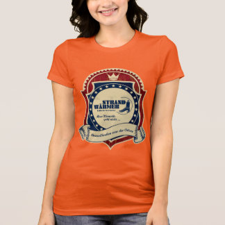 More beach-warmly logo coat of arms T-Shirt