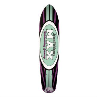 More beach-warmly Longboard MAX Skateboard Deck