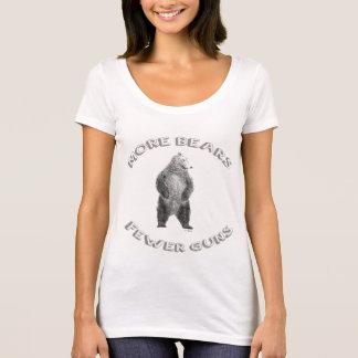 More Bears; Fewer Guns T-Shirt