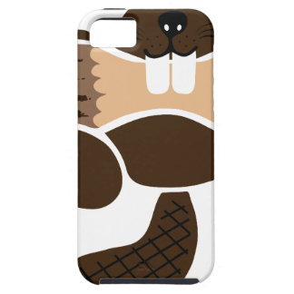 more beaver more eager rodent iPhone SE/5/5s case