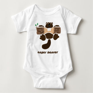more beaver more eager rodent tee shirt