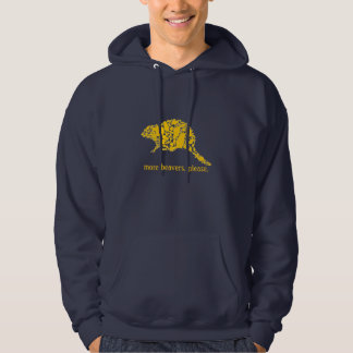 More beavers, please sweatshirt