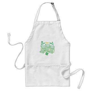 More Beer Adult Apron