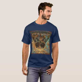 More Black Butterfly Art Men's T-Shirt