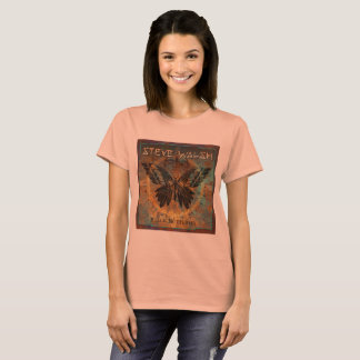 More Black Butterfly Art Women's T-Shirt