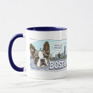 More Boston Terrier Wicked Pissah Gear Mug