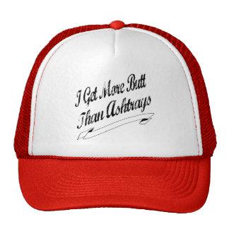 More Butt Than Ashtrays Trucker Hat