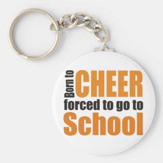 more cheerleader key chain