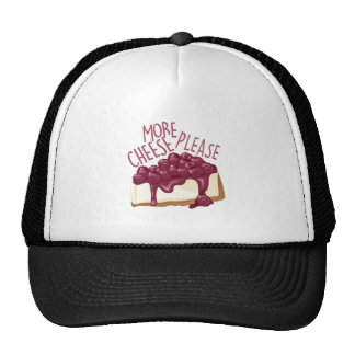 More Cheese Pl Trucker Hat