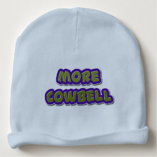More cowbell baby hat