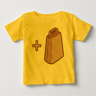 More Cowbell Baby T-Shirt