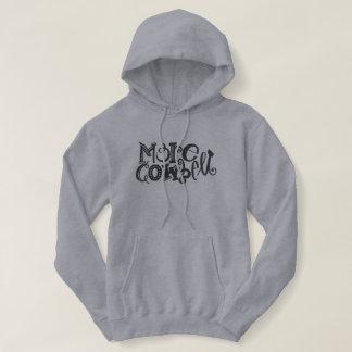 """""""More Cowbell"""" Hooded Sweatshirt"""