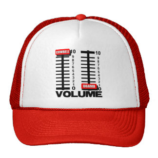 More Cowbell - Less Obama Trucker Hat