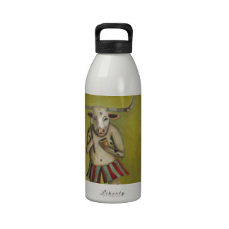 More Cowbell Reusable Water Bottle