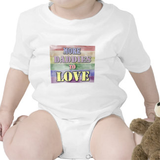 More Daddies to Love T-shirt