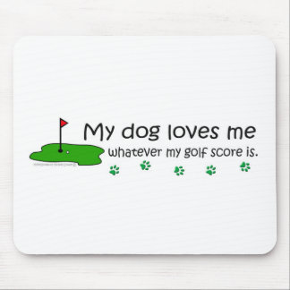 More Dog Breed Names W/This Design Mouse Pad